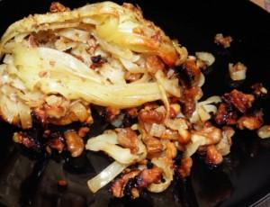 makaron z orzechami i miodem kuchnia turecka