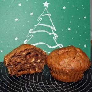 ulepszone muffiny piernikowe