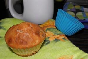muffinki chrupiące