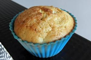 muffinki imbirowe z gruszkami