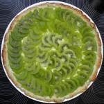 Tarta z kiwi