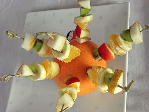 owocowe koreczki