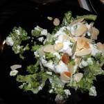Sałatka z brokułami i fetą