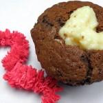 Czekoladowe muffinki lub cupcakes