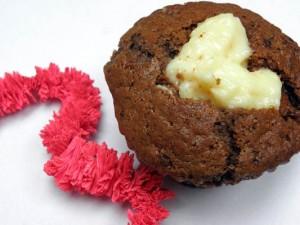 muffinki walentynkowe