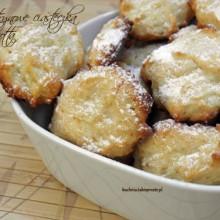 Ciasteczka cytrynowe z ricotta