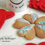 Walentynkowe ciasteczka kardamonowe