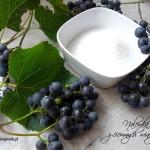 Nalewka z ciemnych winogron - część 1 i 2