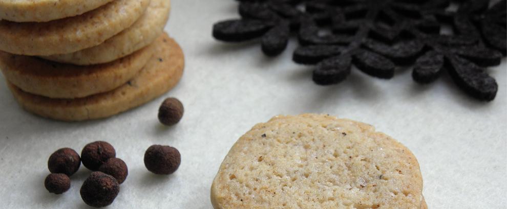 Ciasteczka z pieprzem
